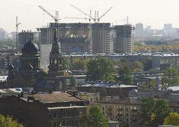 Утвержден проект планировки территории за Варшавским вокзалом