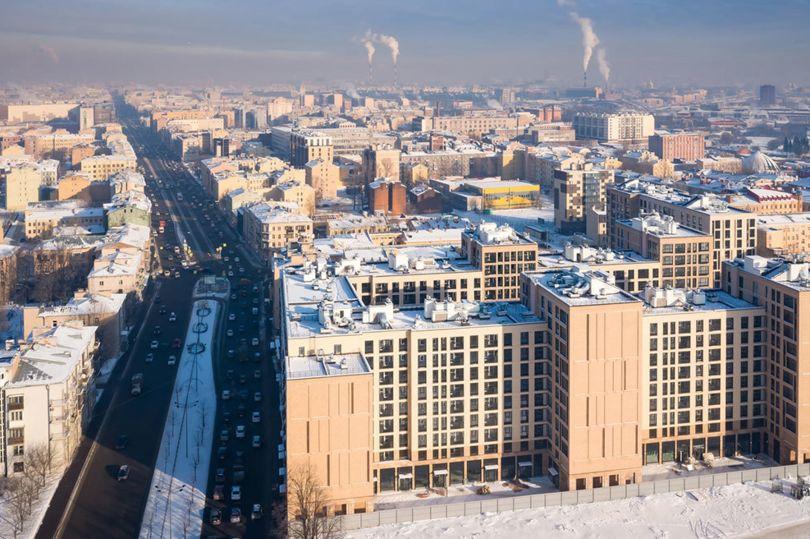 Ligovsky City