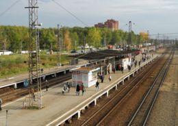 станция Апрелевка