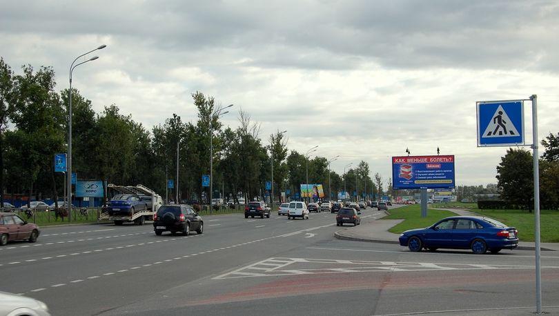 Проект капремонта Пулковского шоссе оценили в 21 млн рублей