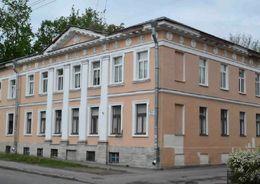 Дом Баранова