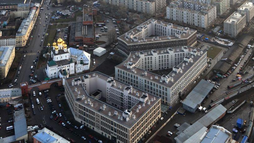 На рынок выведены паркинги в ЖК «Царская столица»