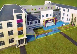 Детский сад  на территории Gröna Lund достроят в октябре