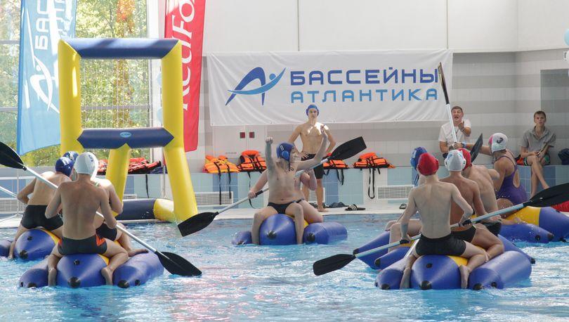 Новый бассейн «Атлантика» начал работу в Кировском районе