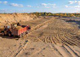 «ЛСР. Базовые материалы - Северо-Запад» будет добывать песок под Приозерском
