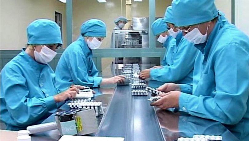 На Блюхера появится фармацевтический завод