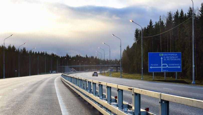 трасса «Скандинавия»