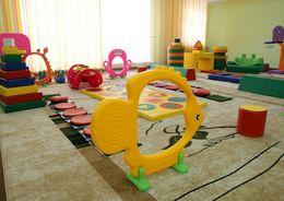 В Невском районе Петербурга построили новый детский сад
