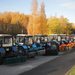 «Линейка готовности» уборочной техники состоялась в Калининском районе Петербурга