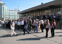 У станции метро «Балтийская» и «Василеостровская» появятся вторые выходы