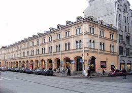 Власти Петербурга готовы рассмотреть новые предложения и проекты реконструкции Апраксина двора