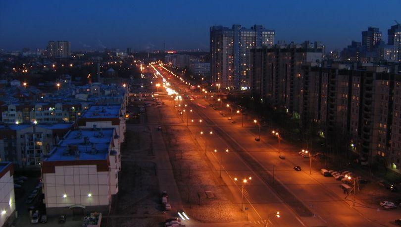 Парашютная улица