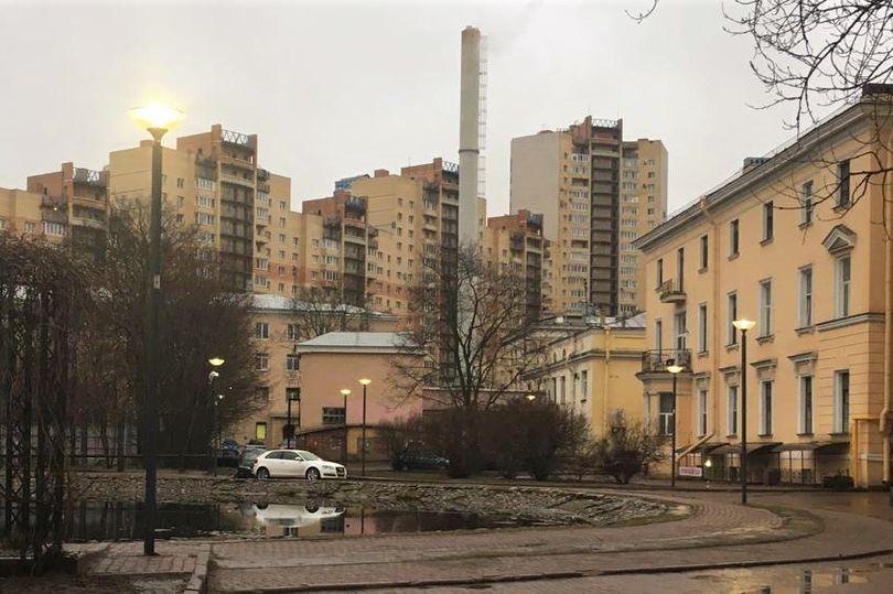 Кировский городок