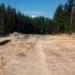 Строительство проезда к бассейну в Кингисеппе идет полным ходом