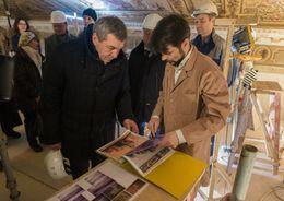 Реставрацию Дома журналиста могут завершить в сентябре