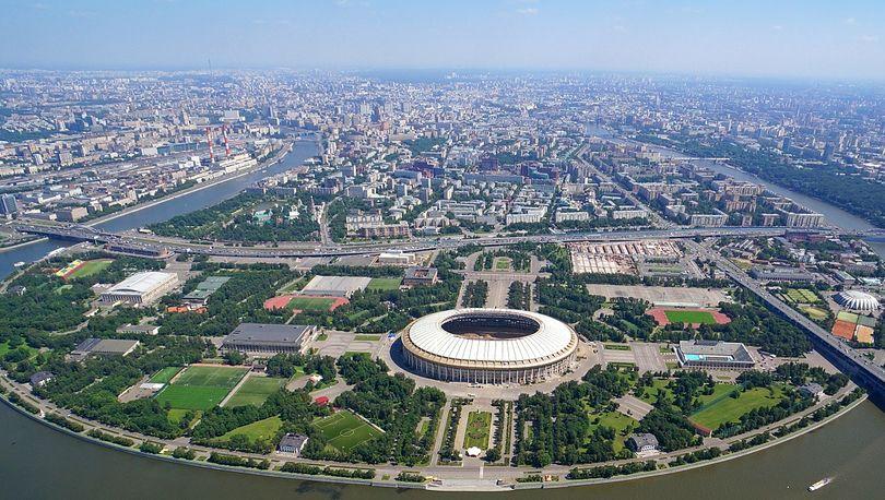 Более 100 площадок в  РФ  благоустроят к ЧМ-2018