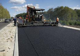 В РФ в текущем году отремонтируют 8,3 тыс. километров трасс