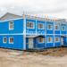 Компания Elmaco завершила строительство модульного офиса для мусороперерабатывающего завода в Мурманской области