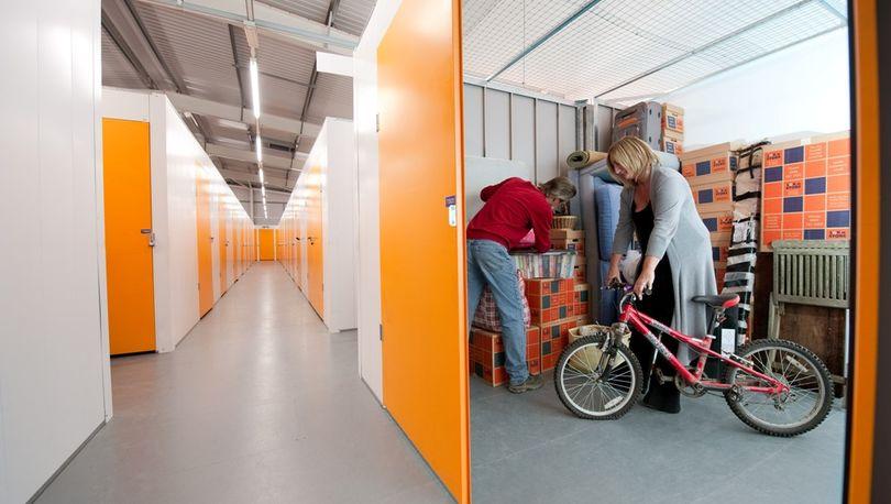 Снос гаражей подстегнул спрос на self–storage