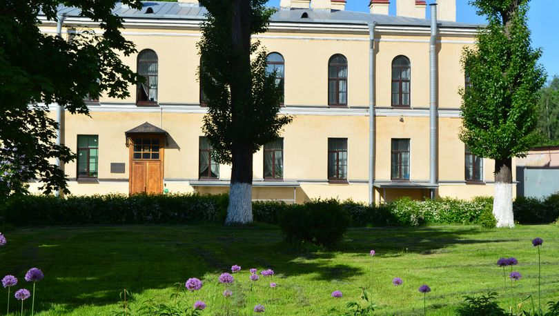 Больница Ксении Петербургской