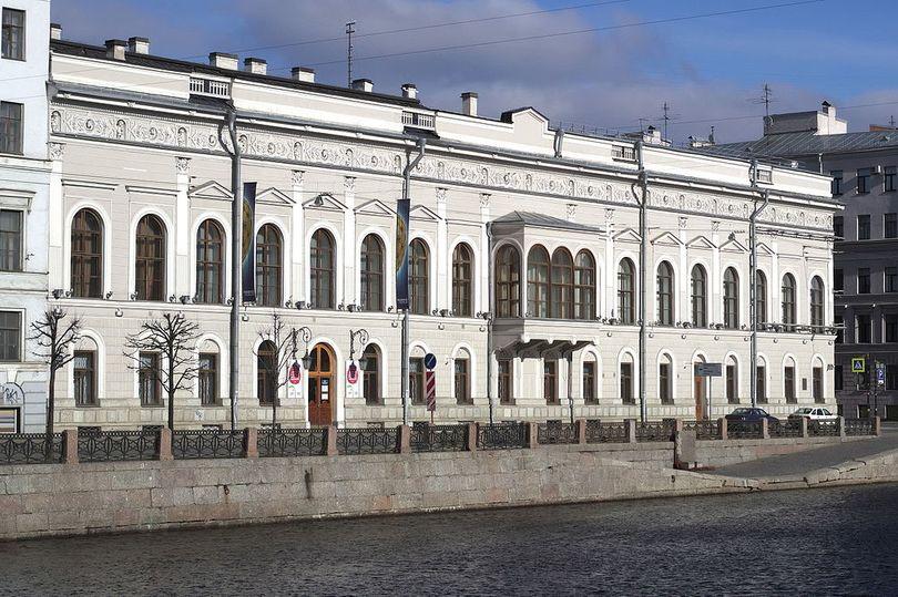 Шуваловский дворец