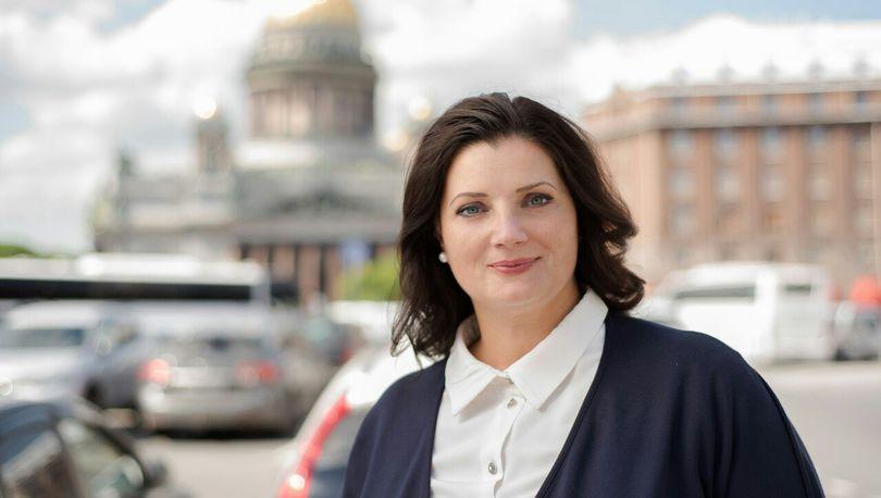Надежда Тихонова, депутат ЗакСа Санкт-Петербурга
