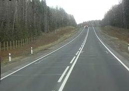 Ремонт трассы Вологда-