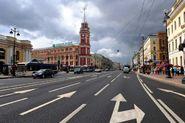 На Невском простаивают лишь 5% помещений стрит – ритейла