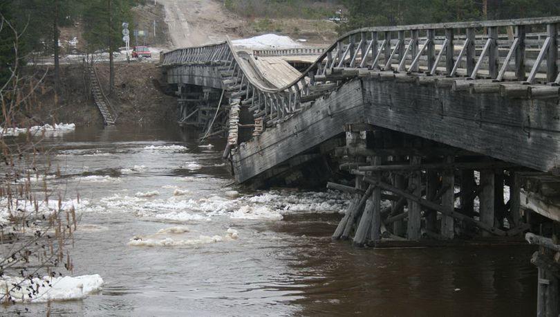 Мост в Архангельской области построят за 153 млн рублей
