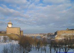 Бюджет реконструкции крепостей Нарвы и Ивангорода и объединения их в единый культурно-туристический центр составляет 6,8 млн евро