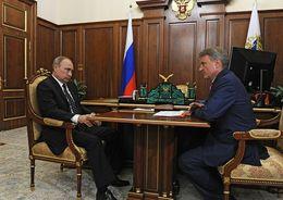 Путин: Снижения ставок по ипотеке лучше не ждать