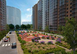 ГК «Мортон» в Петербурге построит ЖК «Две столицы»