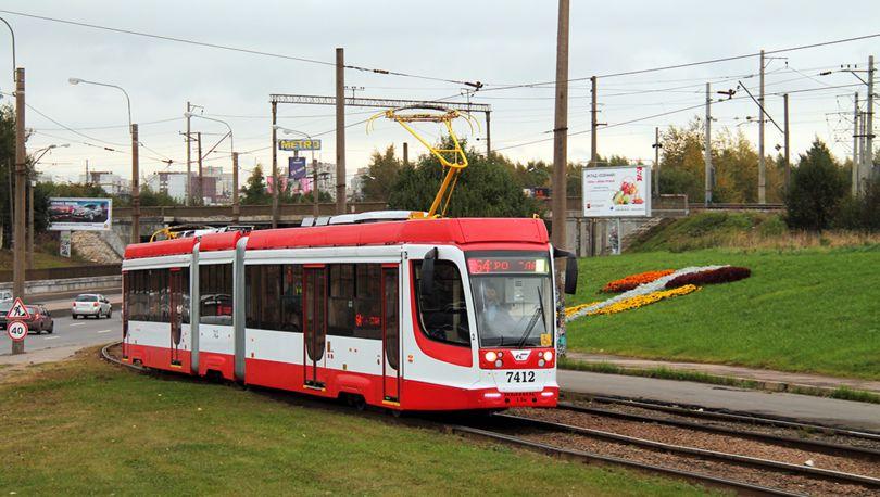 реконструкция трамвайной сети