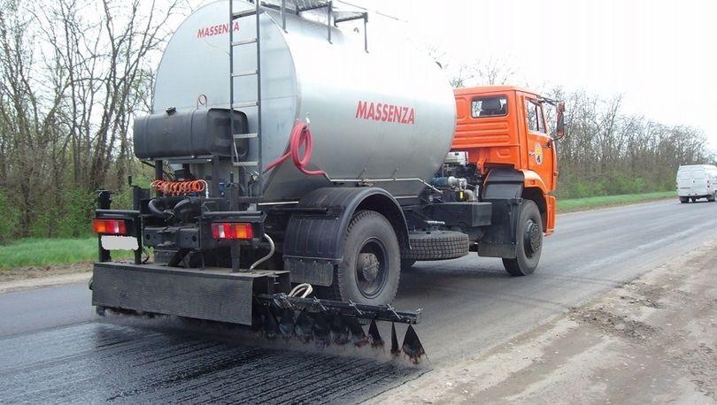 Росавтодор: На 2,6 тыс. километрах федеральных трасс появились защитные слои износа