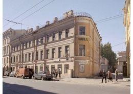 Дом Рогова воссоздадут по историческим чертежам