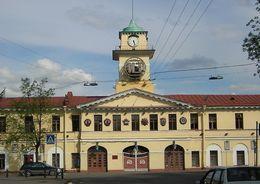 На Ижорском заводе ремонтируют исторические здания