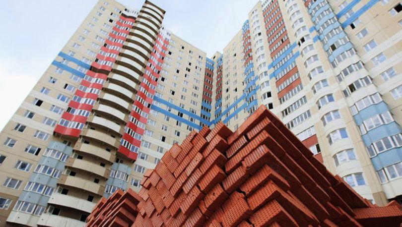 За август в Петербурге построили почти 160 тыс. кв. м жилья