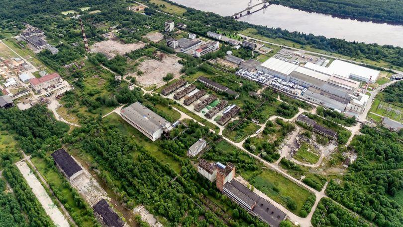 Индустриальный парк «Левобережный»