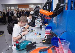 Около 20 детских технопарков может открыться в стране