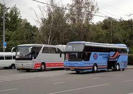 В Ломоносове построят парковку для туристических автобусов