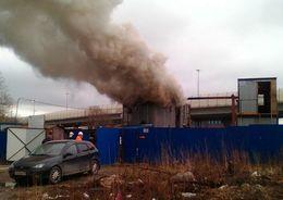 Шахта метро в Обухово загорелась из-за нарушения технологии огневых работ