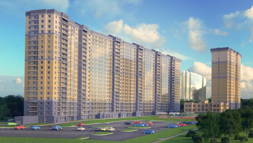 В Приморском районе построят ЖК «Богатырь 3»