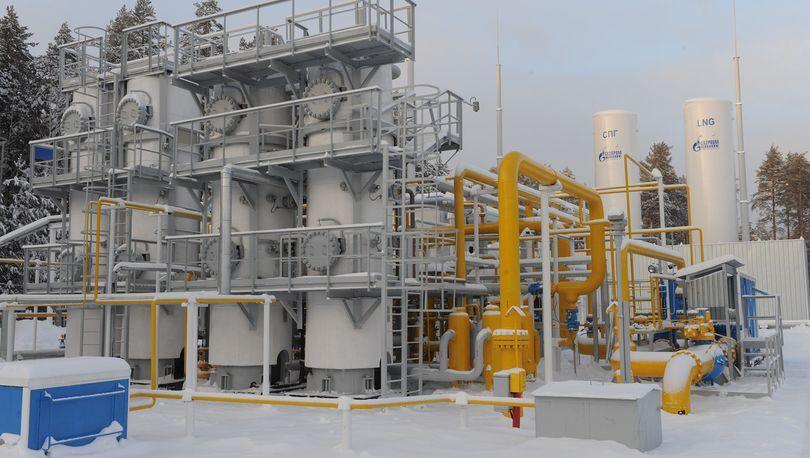 В Карелии построят завод по производству сжиженного природного газа