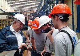 Госстройнадзор организовал практику студентов на стройплощадках Петербурга