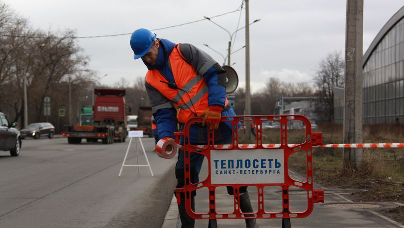 В Петербурге начинаются гидравлические испытания тепловых сетей