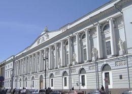 В Российской национальной библиотеке реставрируют Ленинский зал