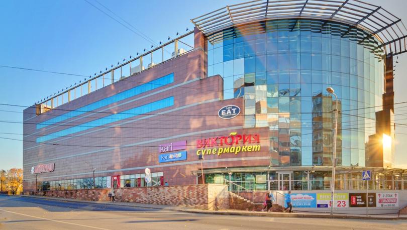 В Калининграде открылись «МЕГА Дети»