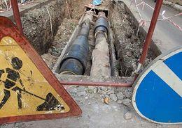 На Таврической улице ограничат движение из-за водопроводных сетей