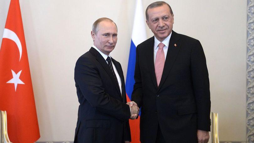 Путин: Отношения с Турцией выходят на докризисный уровень