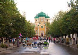 В исторических городах Ленобласти появятся пешеходные зоны
